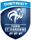 DISTRICT DE FOOTBALL DE TARN-ET-GARONNE